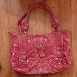 Fuchsia Jenry Purse